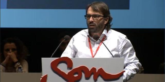 El nou secretari general de la UGT de Catalunya, Camil Ros, reclama a la Consellera Bassa que augmenti la plantilla d'inspectors de treball